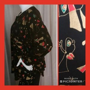 CHENIK rayon jacket